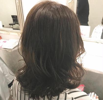 ☆カラーしながらダメージ補修☆【極潤★艶ツヤ贅沢】TOKIOケアカラー