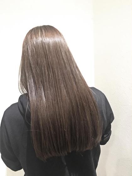 艶めく髪色✨リタッチorワンタッチカラー