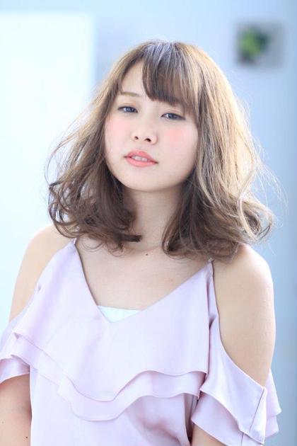 Ash 田無店所属・濱中慶太のスタイル