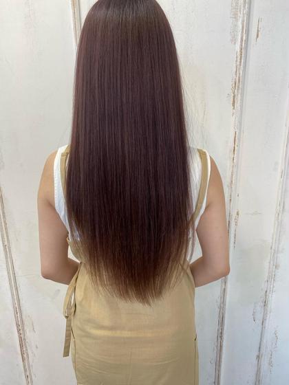 【💎髪質改善💎】🐱酸熱トリートメント🐱
