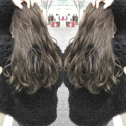 めちゃめちゃ可愛い♡ taku  外国人風ハイライトのヘアカラーカタログ