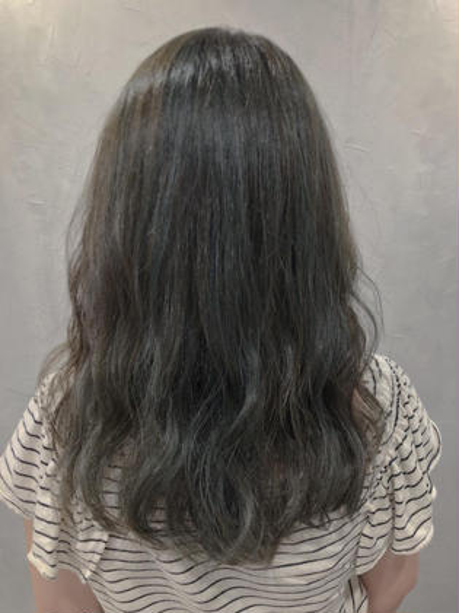 EIGHT second所属の榎世奈のヘアカタログ