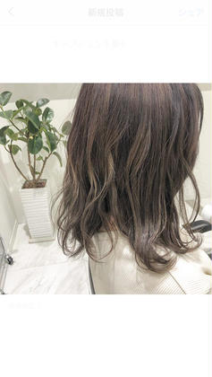 🌱20時〜限定🌱  前髪カット+髪質改善カラー+spaシャンプー+3stepトリートメント