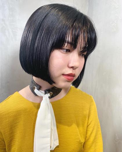 ✂︎【学生限定 初回クーポン】トリミングカット+カラー+トリートメント