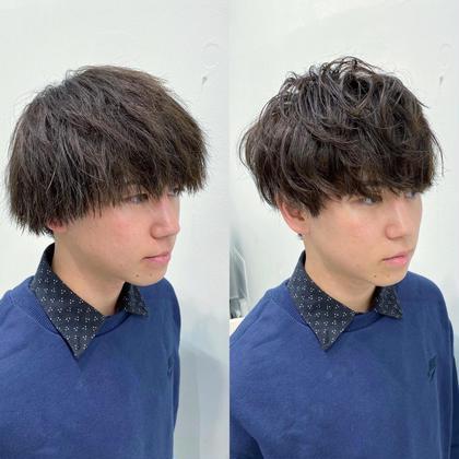 🌿💕2時間後には別人に!💕🌿似合わせ小顔デザインカット+イメチェンパーマ+髪質改善4STEPトリートメント🌿