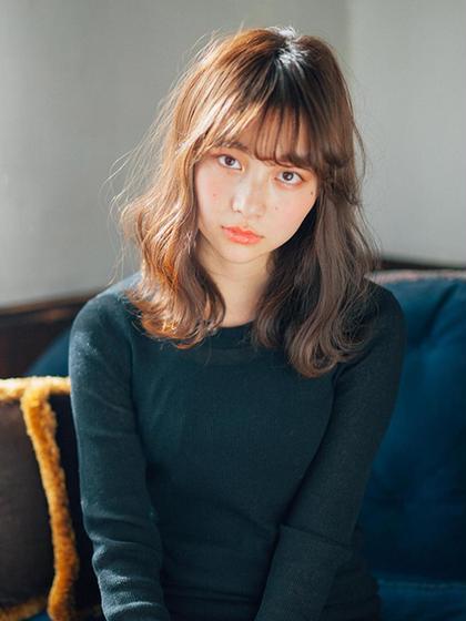 ⭐️【新規限定】似合わせカット✂️&前髪パーマ&艶トリートメント✨ 【レディース&メンズ】