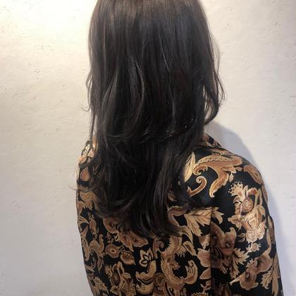 赤味を消したハイライトカラー! urayathesalon所属・松永豊樹のスタイル