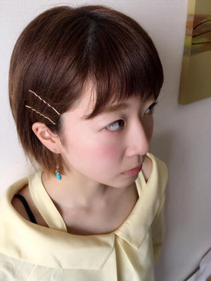 ❤︎2番人気❤︎切り過ぎない前髪カット