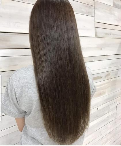 理想の美髪へ✨【Aujuaトリートメント】髪質改善