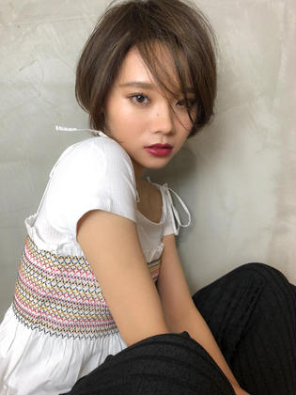 {✨New Open記念✨}カット+フルカラー+TOKIO5stepトリートメント/9900