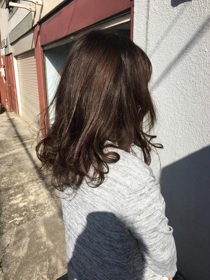 KuboyamaKentaのロングのヘアスタイル
