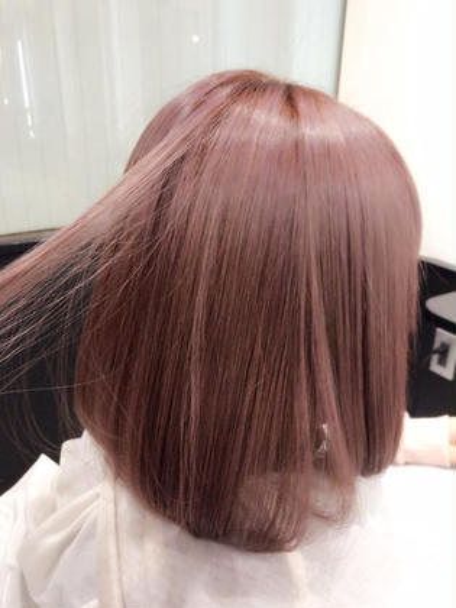 hair design germe所属・伊藤真治のスタイル