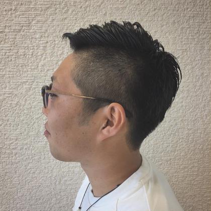 men's summer Style kenje平塚  lusca所属・石田雄也のスタイル