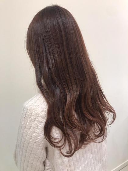 【🍭8月限定】前髪カット × カラー