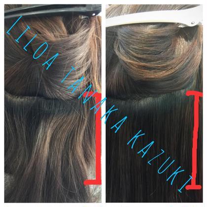 自然で柔らかい縮毛矯正  Liloa田中一輝 仕上げにブローやアイロンは一切なし  検索→田中一輝縮毛矯正 sary所属・縮毛矯正髪質改善プロまずブログ見て下さいのスタイル