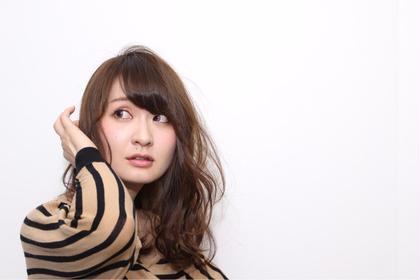 ふんわり抜け感重視で*\(^o^)/* Hair salon Bi-ne所属・甲斐錬也のスタイル