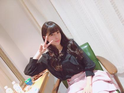 ロング AKB48  小嶋菜月様  イルミナカラーTOKIOトリートメント