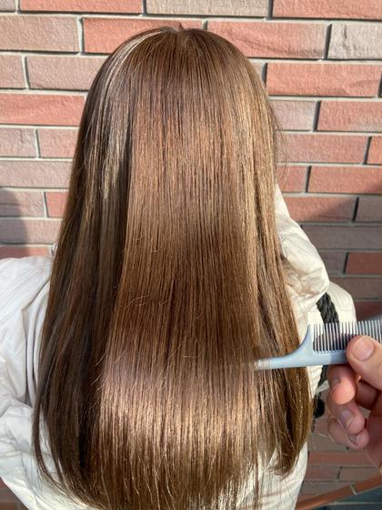 👼天使の輪っかできちゃいます👼より最上級の髪に🐠髪質改善トリートメント🌈ダイヤモンドコース