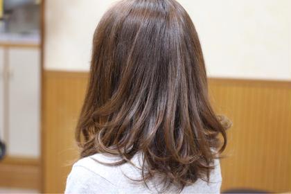 HAIR'SROOM KUNO所属・久野開斗のスタイル