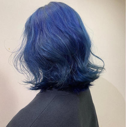 【SET】☁ 2color + treatment + cut ☁