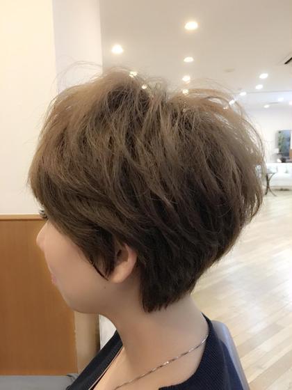 MATSUMOTO HEITARO BEAUTY HAIR SALON所属・ネダタカヒロのスタイル