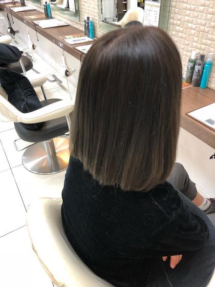 ✨髪質改善(トリートメント)✨ 形状記憶でスタイリングも楽チン☝️