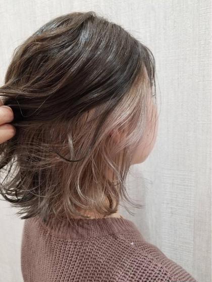 💐前髪カット+透明感フルカラー+2Stepトリートメント ※ロング料金なし(3回利用可)💐
