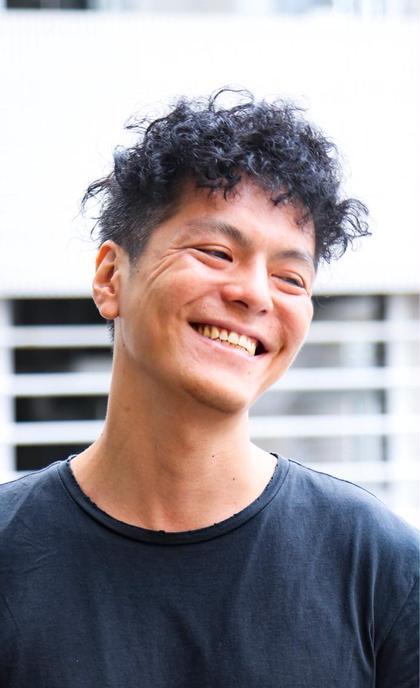 hair andmake muguet所属・保坂恭兵のスタイル