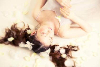 去年撮影した作品です★★ LiNA  ~Beauty Garden~所属・荒巻未世のスタイル