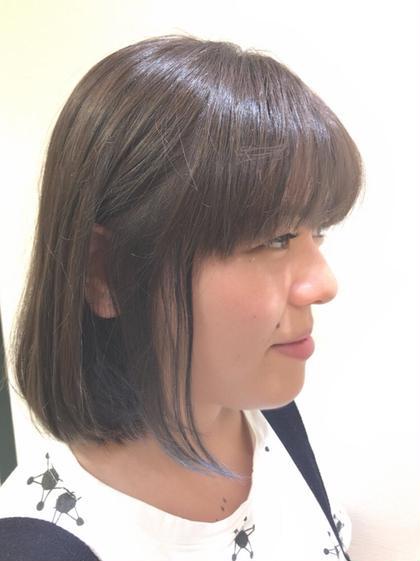 【ミニモ春きゅん】学生さん限定✨✨カット+ハイライト+シアカラー+2STEPトリートメント