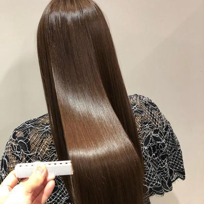 髪質に合わせたフルオーダーTR☆oggi ottoトリートメント+スチーム