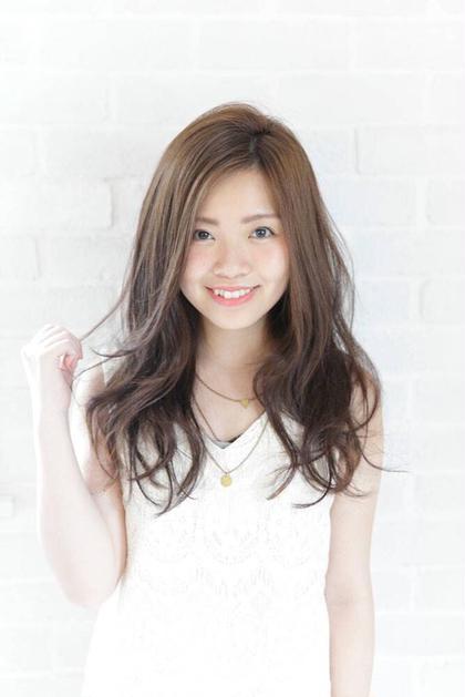 ツヤさらロング♡ Hair Salon Sorcier所属・笠木映李のスタイル