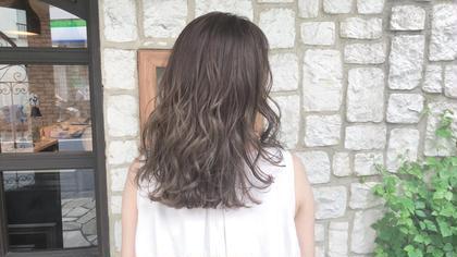 【Summer☆Cloe】カット+髪質改善キュアトリートメント¥7500→¥6000