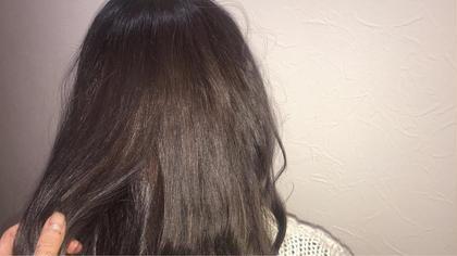 暗髪でも 個性を出したい !!!  な、カラー です。   暗めピンクパープル !   ブリーチ歴があるので  暗めでも色味がかわいく出ます    退色過程もしっかり楽しんでいただけます ...♡  rocca所属・シンユイのスタイル