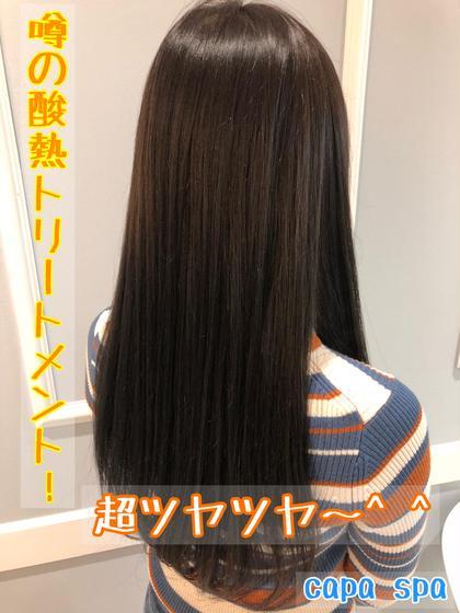 ✨✨超音波サービス🏝上質な髪へ!🌟史上最高のうるツヤ髪質改善の酸熱トリートメント🌟通常11000円→2980円✨✨