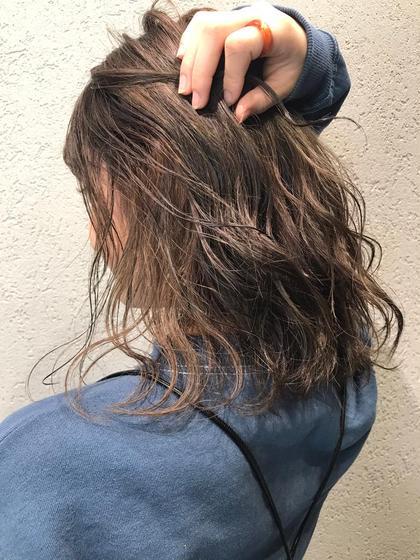 gif.hair所属の瀬政悠也のヘアカタログ