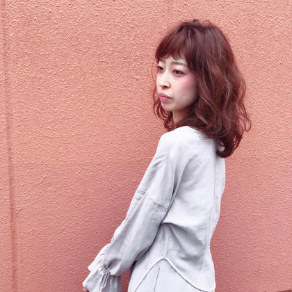 【#アオハル】カット&イルミナカラー