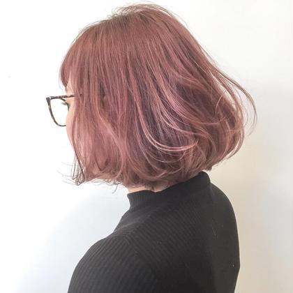 カラー ピンクベージュ