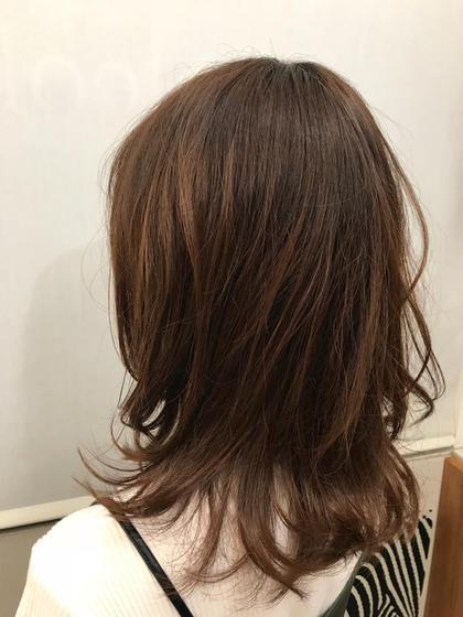 💐初夏限定!似あわせカット& 艶髪カラー💐 #アオハル ※長さ料金あり。