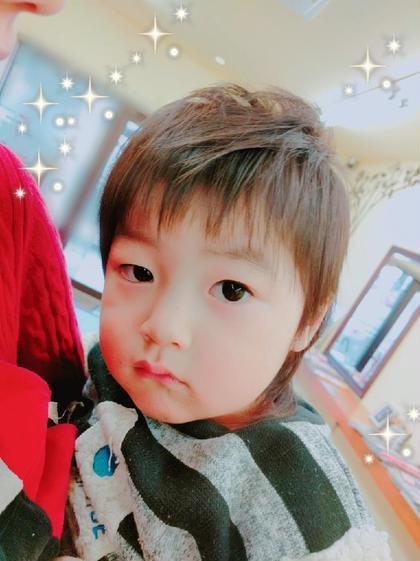 YUKA 駅前店所属のキッズヘアスタイル・髪型