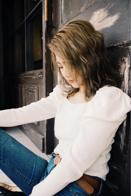 【30%OFF】ブリーチ+トレンドカラー