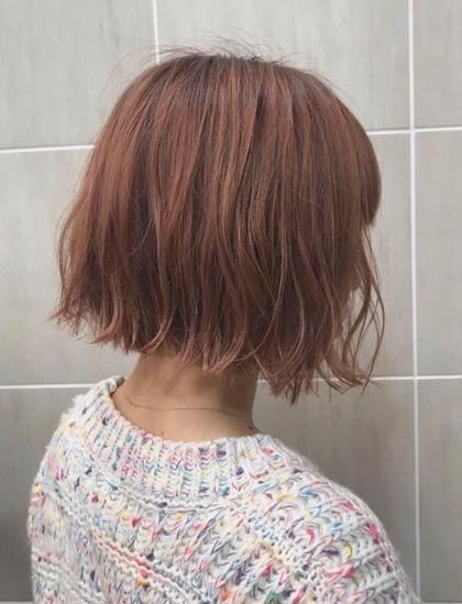 👉ピックアップ👭前髪カット➕透明感カラー➕極上トリートメント🉐クーポン🌼