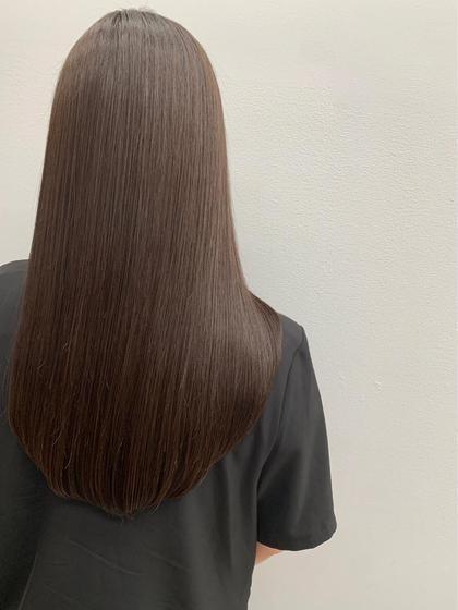 💜カット&髪質改善トリートメント💜