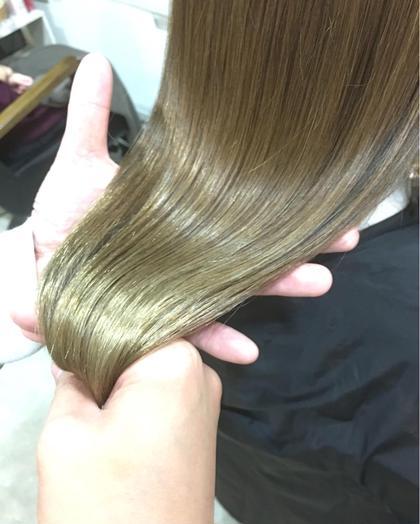 前髪カット+カラー+トキオトリートメント
