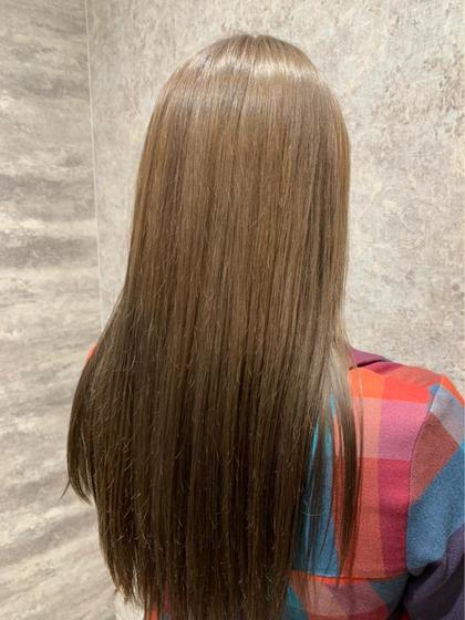 【❗️髪の芯を補強する⭐️業界最新トリートメント❗️】酸熱トリートメント