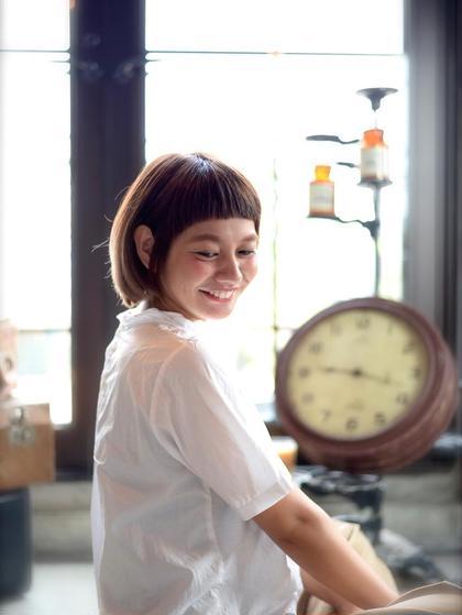 MARIO hair design所属・塩本美菜のスタイル