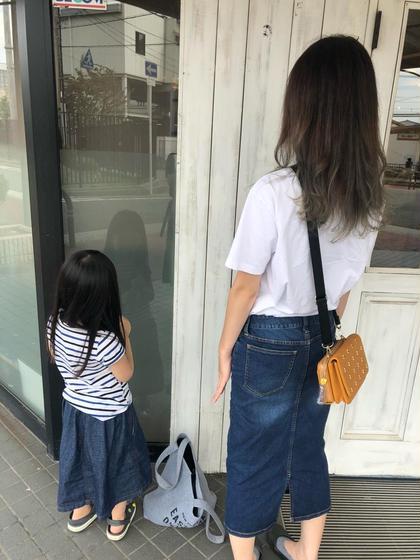 谷口ゆめのキッズヘアスタイル・髪型
