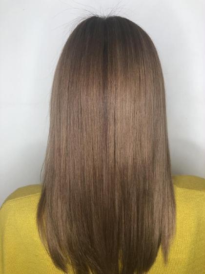 ⭕大人気!髪質改善トリートメント