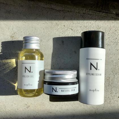 🌿大人気N.プレゼント🎁🌿透明感カラー&ケアトリートメント
