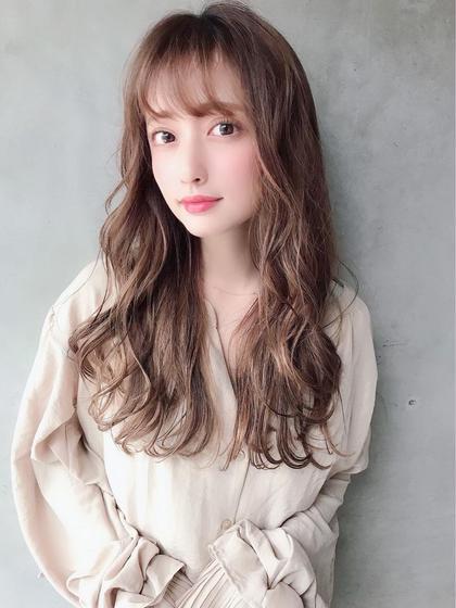 平日限定カット & 外国人風カラー & aujuaトリートメント 最高の髪を‼️